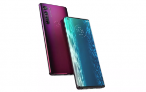 Se lanzan los teléfonos inteligentes Motorola Edge y Edge + con pantalla OLED curva de 90Hz FHD + de 6.7 pulgadas