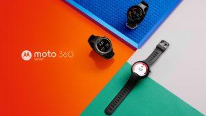 Motorola Moto 360 Sport lanzado en India por ₹ 19,999
