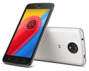 Motorola Moto C con pantalla de 5 pulgadas, Android 7.0 Nougat y 4G VoLTE lanzado en India por ₹ 5999