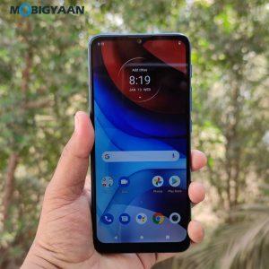 Revisión de Motorola Moto E7 Power