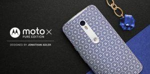 Motorola Moto X Pure Limited Edition disponible para pre-pedido en EE. UU.