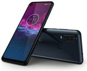 Motorola One Action se vuelve oficial en India;  cuenta con pantalla FHD + 21: 9 de 6.3 pulgadas y cámaras traseras triples