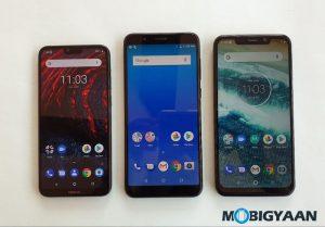 Motorola One Power vs Nokia 6.1 Plus vs Xiaomi Redmi Note 5 Pro vs ASUS ZenFone Max Pro M1 - [Specs Comparison]