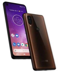 La fuga de renderizado de Motorola One Vision muestra una pantalla perforada