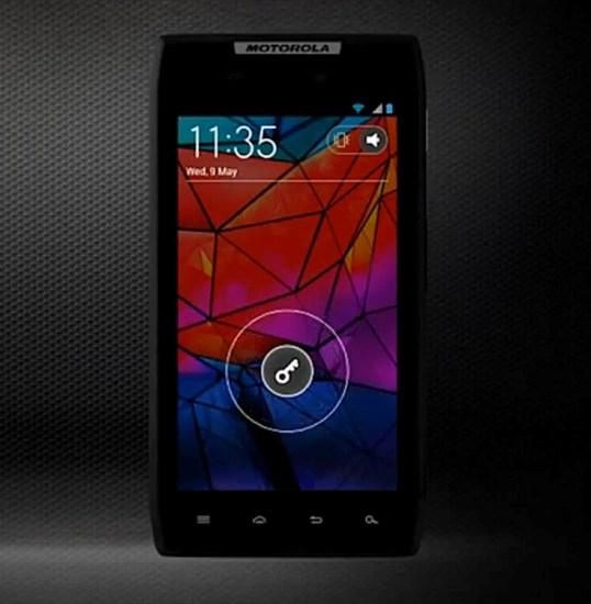 Motorola Razr y Razr Maxx obtienen la actualización de Android 4.0 en India