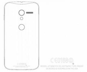 Motorola XFON visto en FCC