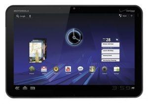 Motorola XOOM 3G obtiene la actualización de Android 3.2 para Verizon