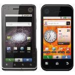 Motorola lanza MILESTONE XT720 y BACKFLIP en India