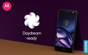 Motorola lanza la actualización de Android Nougat con soporte DayDream para Moto Z y Moto Z Force