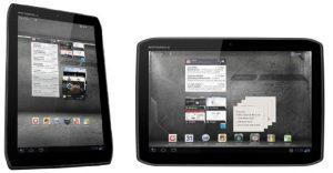 Motorola lanza las tabletas DROID XYBOARD en la red 4G LTE de Verizon Wireless