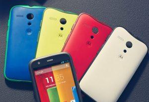 Motorola trae las fundas Grip Shell para el Moto G