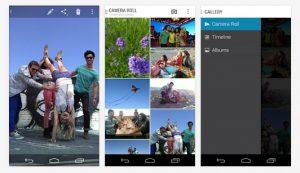 Motorola trae su propia aplicación Gallery en Play Store para sus teléfonos inteligentes