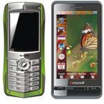 Móvil lanza MA1 y MT1, teléfonos móviles con doble SIM