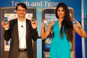 Móviles Nokia Touch and Type - X3-02 y C3-01 ahora en India
