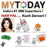Netcore lanza MyToday, la mayor tienda de SMS de la India
