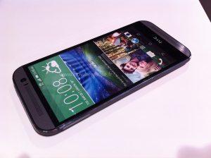 Las últimas imágenes del nuevo HTC One muestran el dispositivo junto con otros buques insignia
