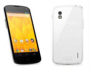 Nexus 4 comienza a recibir la actualización de Android 5.0 Lollipop
