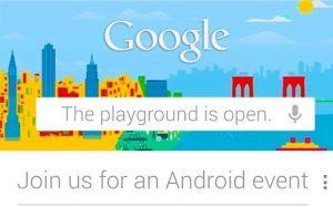 Google cancela el evento de Android del lunes debido al huracán Sandy