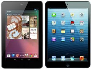 Nexus 7 es la tableta favorita de Japón, destrona al iPad Mini del primer lugar