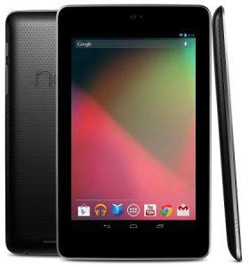 Nexus 7 oficialmente disponible en Play Store;  Con un precio de Rs.  15999