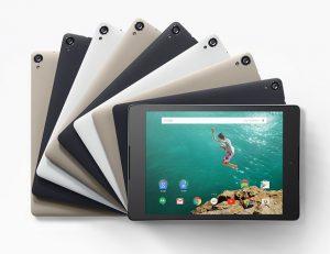 Nexus 9 disponible en Amazon India por Rs.  28900