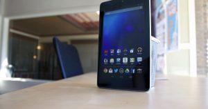Cómo acceder a la aplicación de la cámara en tu Nexus 7