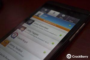 Nimbuzz ahora disponible para Blackberry 10