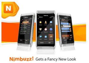Nimbuzz para Symbian se actualiza a la versión 3.3