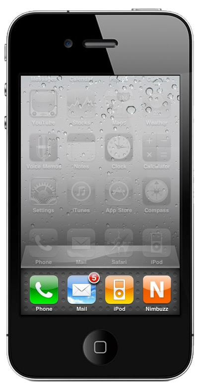 Nimbuzz para iOS4 ya está disponible