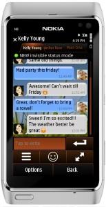 Nimbuzz se actualiza a 3.1 para la plataforma Symbian