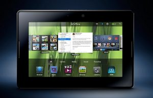 No hay tableta BlackBerry 10 pronto, los propietarios de PlayBook esperan BB10