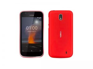 Nokia 1 Android Oreo (Go Edition) anunciado con 4G LTE, Oreo, cubiertas Xpress-on extraíbles