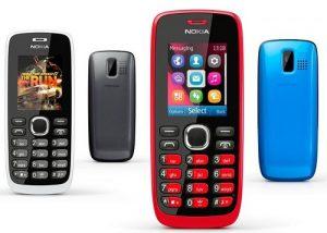 Nokia 112 ahora disponible en línea por Rs.  2595