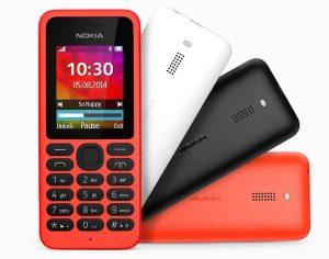 Nokia 130 Dual SIM disponible en India por Rs.  1848