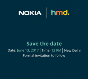 Nokia 3, 5, 6 se lanzará en India el 13 de junio