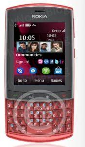 Nokia 303 es la última fuga de S40 de la compañía