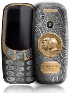 Nokia 3310 'Putin-Trump Summit' Edition disponible ahora a un precio de $ 2,468