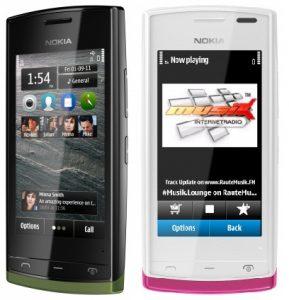 Nokia 500 ahora es oficial