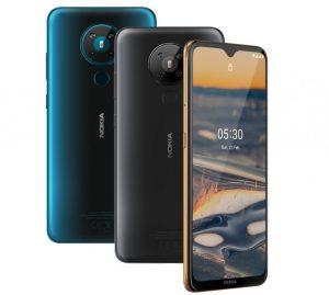 Nokia 5.3 con SD665 SoC y 6 GB de RAM se vuelve oficial