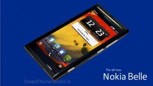 Nokia 801 es un Lumia 800 con Symbian Belle
