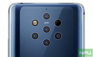 Nokia 9.3 PureView podría presentar una configuración de cámara penta de 108 MP