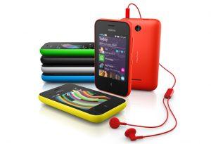 Nokia Asha 230 y Nokia 220 anunciados en MWC