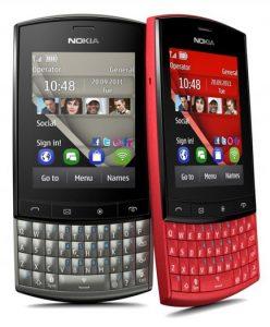 Nokia Asha 303 lanzado en India, datos 3G gratuitos para clientes de Vodafone