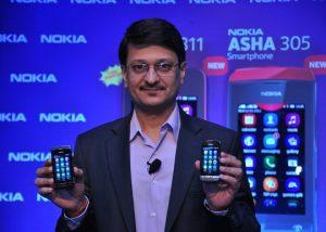 Nokia Asha 305 y Asha 311 lanzados en India