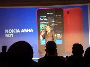 Nokia Asha 501 con interfaz de usuario renovada anunciado por $ 99