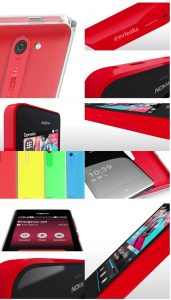 El próximo dispositivo Nokia Asha adoptará un diseño estilo Lumia