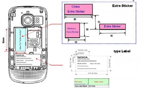 Nokia C2-05 se anunciará pronto, obtiene la aprobación de la FCC