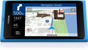 Nokia Drive pirateado y ejecutándose en todos los teléfonos con Windows Phone