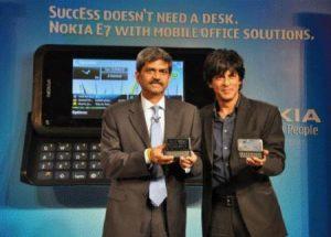 Nokia E7 lanzado en India a Rs 29,990
