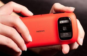 Nokia EOS - 41 MP PureView Lumia llegará este año: rumor
